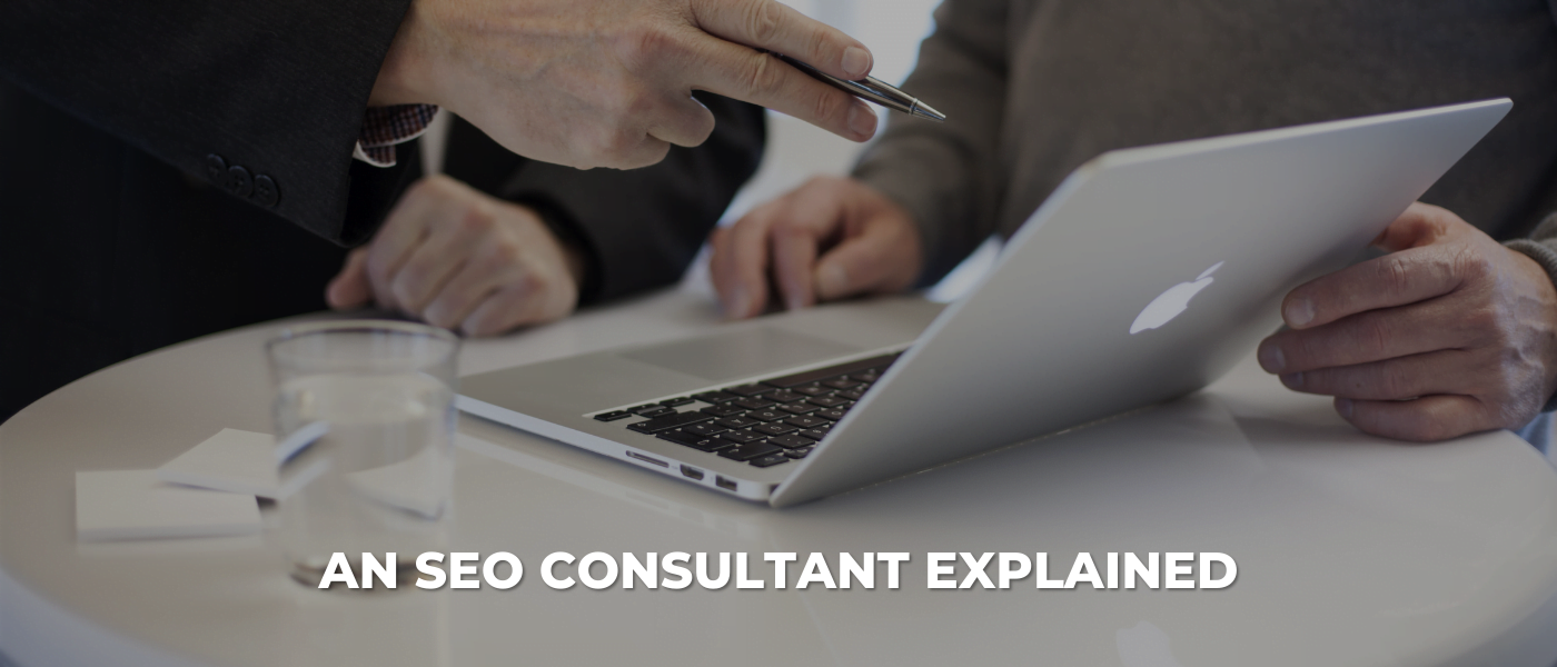 What is an SEO Consultant? - Click Intelligence